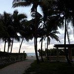 Acceso a playa a 50 mts del hotel