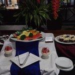 Desserts at the Restaurant