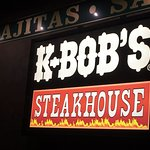 Steaks, fish and more to choose from on the menu at K-Bob's.