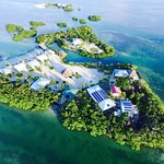 Aerial View - Royal Palm Island Resort