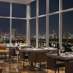 Private Dining Room, overlooking the Makati Cityscape