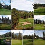 Okanagan Golf Club, Quail course