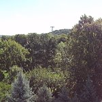Panorama balcony view