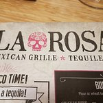 La Rosa Mexican Grille and Tequileria
