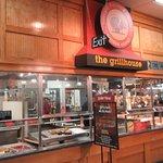 The Grillhouse Section, Golden Corral, Lake Havasu City, Az