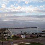 Nice waterfront views
