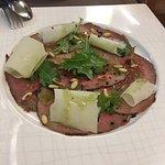 Mmmmmmm Roastbeef de Ternera conAlbahaca y Parmesano.😍