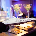 Event Catering – Ceviche Martini