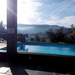 View from one of the Piscina Rooms.