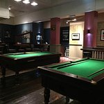 Pool Room & Darts Boards
