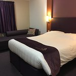 Foto de Premier Inn Weston-Super-Mare East (A370) Hotel