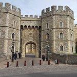 Exteriores castillo de winsor