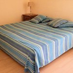 Room 409, Luna Olympus - bedroom