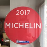 Michelin Recommended 2017!
