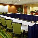 Cardinal Meeting Room - Hollow-Square Setup