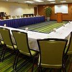 Cardinal Meeting Room - U-Shape Setup