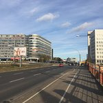 It is not the most beautiful part of Berlin. But, the hotel is very nice with up to date interio