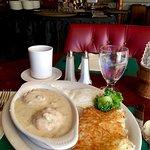 The Cedars Dining Room Foto