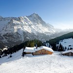 Berghaus Bort in winter