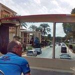 Bus to Cala Bona