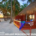 Deluxe Beachfront Bungalow