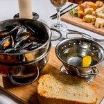 Scottish Mussels Marinere