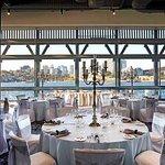 Water at Pier One – Wedding Setup