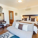 Family Suite - (Bedroom 1 - Large Double)