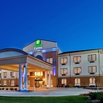 Foto de Holiday Inn Express Hotel St Charles