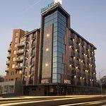 BudaPest Hotel Sofia - facade