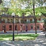 Plaza del coso antiguo. Valladolid.