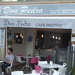 Foto de Don Pedro Cafe Bistro