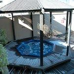 Hot Plunge Pool