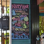 Happy Hour Daily 3pm-6pm