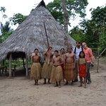 Tribu nativa yahuar