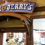 Ben and Jerrys sign Gatlinburg