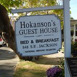 Foto de Hokanson's Guest House Bed and Breakfast
