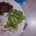 super repas de très bonne qualités correcte avec les tarifs la carte changé selon les saisons  s