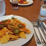 nacho starter - huge!