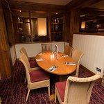 Table Table Pantruthyn Farm Restaurant