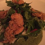 Local Fried Oysters!