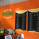 Acai bowls, smoothies, cold pressed juices, and more...