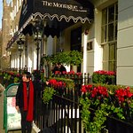 The Montague is an elegant hotel on a nice quiet street next to the British Museum.