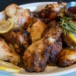 Firepoint Grill, a 100% Wood-Fired Grill in Newtown Square, PA.
