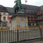 The Rider (Jan-Wellem-Reiterstandbild), Dusseldorf