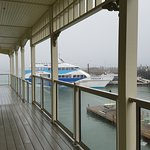 View from Boathouse suite deck