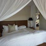 Bedroom- very comfortable bed