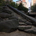Battery Park City's Rockefeller Park