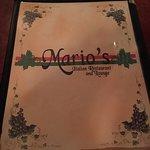 Фотография Mario's Italian Restaurant