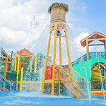 Interactive Water Playground